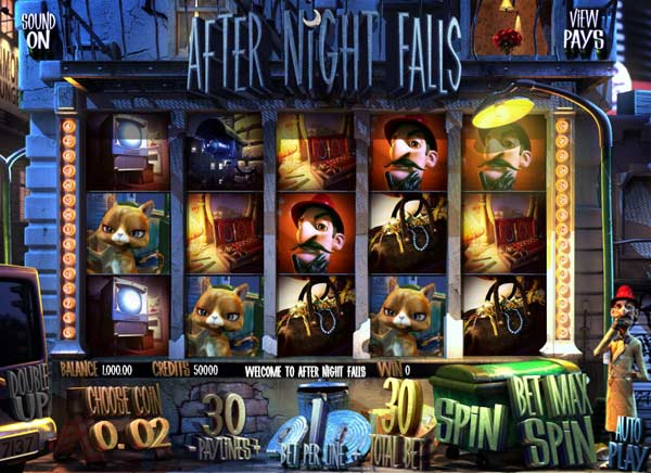 After Night Falls Online Slot for Real Money - Rizk Casino