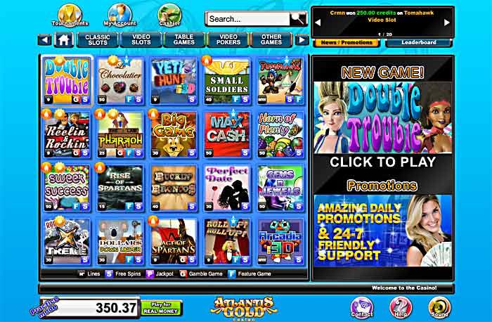 free slots online casino usa