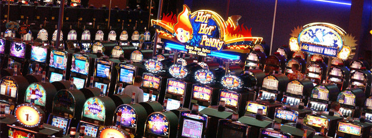 5 reel slots machines